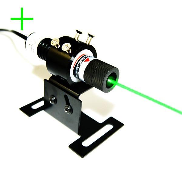 green cross laser alignment